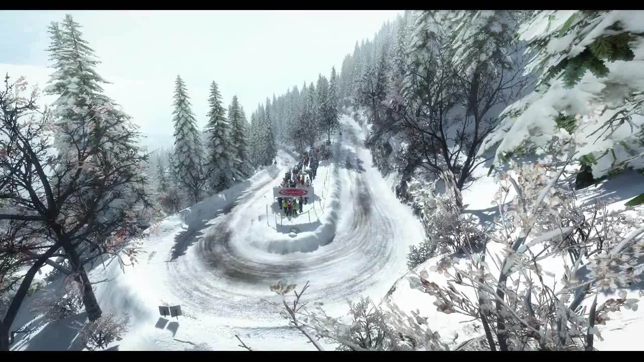 dirtgame, First ever successful #DiRTRally hairpin turn (reddit) GIFs