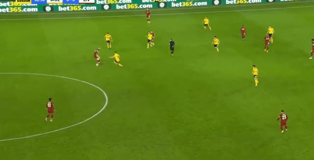 Watch and share Raul Jimenez Run + Goal Vs Liverpool 18-19 GIFs by FIFPRO Stats on Gfycat