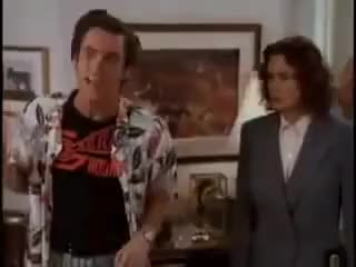 Watch and share Ace Ventura - Sliding Door GIFs on Gfycat