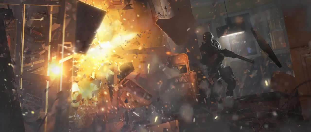 Desktop Hut Rainbow Six Siege 4 K Video Live Wallpaper