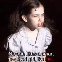 Watch and share Matilda The Musical GIFs and Tori Feinstein GIFs on Gfycat