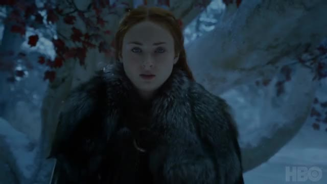 Watch and share Sansa Stark GIFs by Ricky Bobby on Gfycat