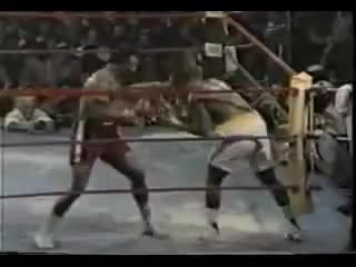Watch down goes frazier 4 GIF on Gfycat. Discover more Foreman Frazier KO knockdown GIFs on Gfycat