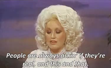 Watch just a backwoods barbie. GIF on Gfycat. Discover more 70s music, SCREAMS, country music, dolly parton, johnny carson, the tonight show GIFs on Gfycat