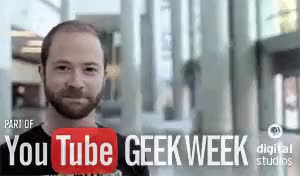 Watch this trending GIF on Gfycat. Discover more culture, education, geek week, gif, idea channel, joe hanson, mike rugnetta, pbs, science, youtube GIFs on Gfycat