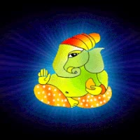 Watch and share Ganpati GIFs on Gfycat