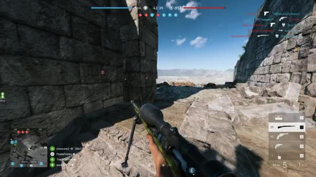 Watch and share Battlefield V 2019.07.08 - 19.44.01.08.DVR GIFs on Gfycat