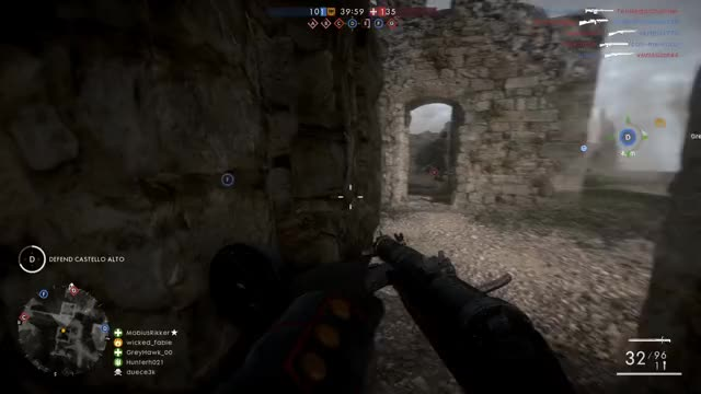 Watch and share Battlefield 1 GIFs by wickedfable on Gfycat
