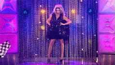 Watch Alyssa on RuPaul's Drag Race All Stars 2 GIF on Gfycat. Discover more related GIFs on Gfycat
