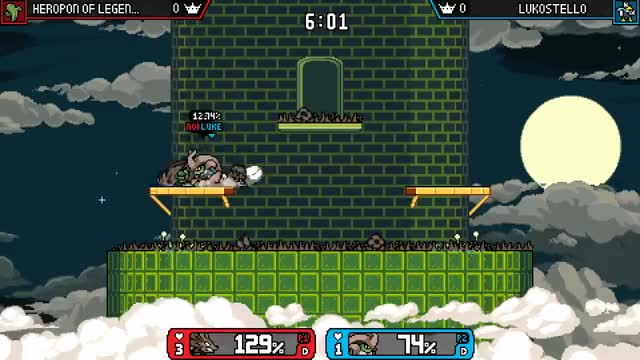 Watch and share Sylvanos GIFs and Kragg GIFs by heropon_of_legendary on Gfycat