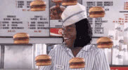 burger, cheeseburger, food, Good Burger GIFs