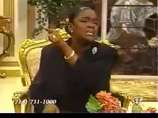 Watch and share Juanita Bynum And Her Older Sister Kathy Bynum - Powerful Testimony GIFs on Gfycat