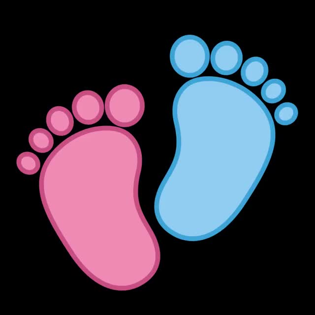 Watch and share Baby Shower GIFs and Baby Feet GIFs by Gloria Morena on Gfycat