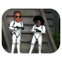 Watch Michael Jackson stormtrooper GIF on Gfycat. Discover more related GIFs on Gfycat
