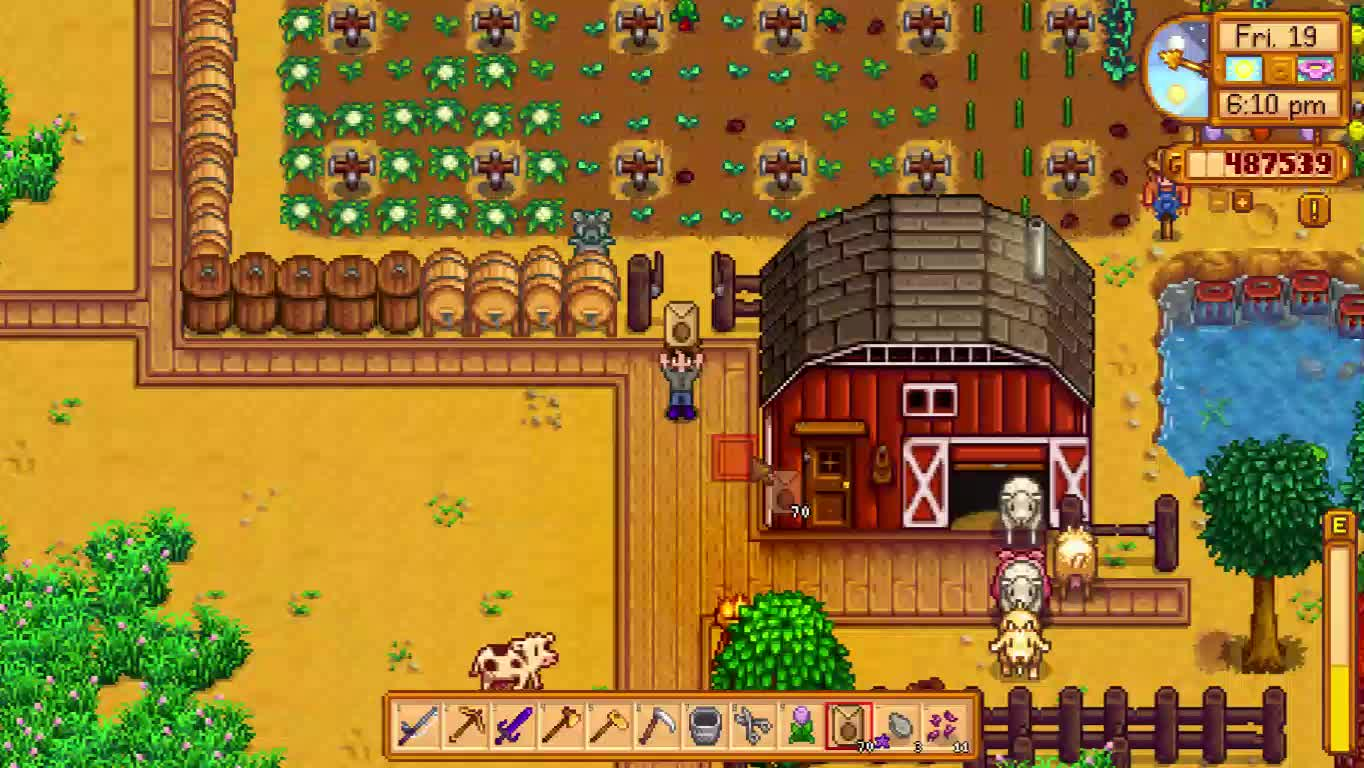 StardewValley, Make your minds up GIFs
