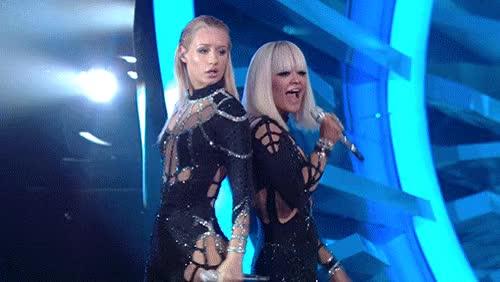 Watch and share Rita Ora Azalea GIFs on Gfycat