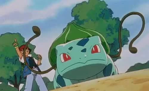 Watch and share Bulbasaur Gif GIFs and Pokemon Movie GIFs on Gfycat