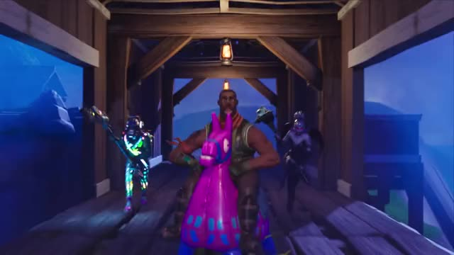 watch fortnite season 6 battle pass now with pets gif by rocco supreme - fortnite unreal