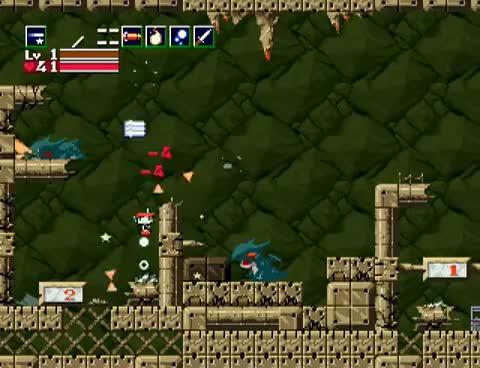Watch and share Cave Story Playthrough: Part 15 GIFs on Gfycat