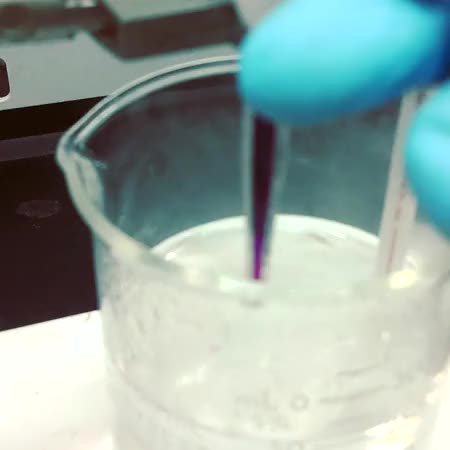 Watch and share Permaganate Titration  GIFs on Gfycat
