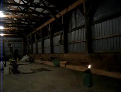 Watch and share Instinctive Archery - Double Swinging Candle Archery Shot. GIFs on Gfycat