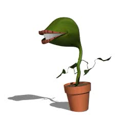 Watch and share Carnivorous Plant Jumping GIFs on Gfycat