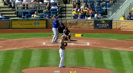 Watch and share Anthony Rizzo Home Run GIFs by jsulliv6 on Gfycat