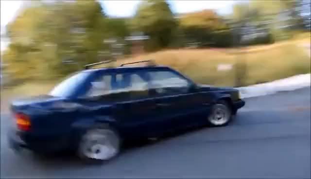 Watch and share SUNDAY STREET DRIFTING SESH IN A VOLVO 940 TURBO! GIFs on Gfycat