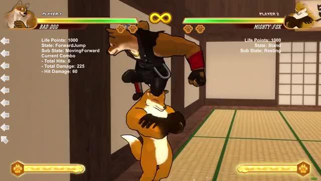 Watch and share FightOfAnimals 2020-05-10 14-13-39 GIFs by Puncake on Gfycat