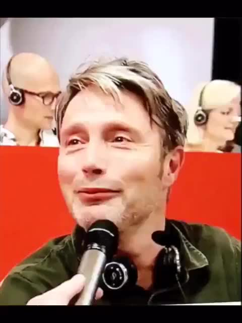 Watch 9FB1447C-390C-40BC-A13D-90410FCCB6DE GIF on Gfycat. Discover more mads mikkelsen GIFs on Gfycat