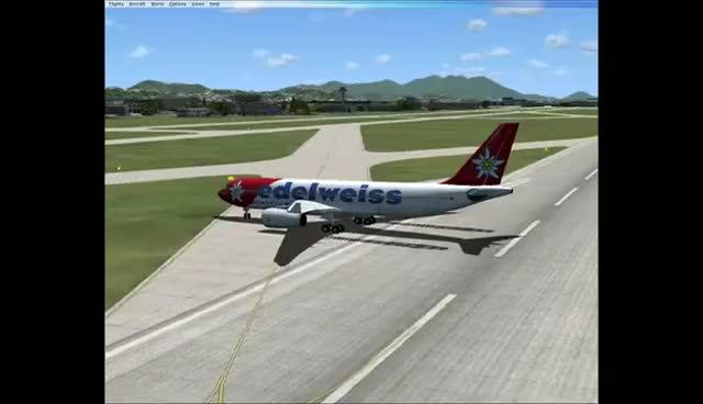 fui avião GIFs
