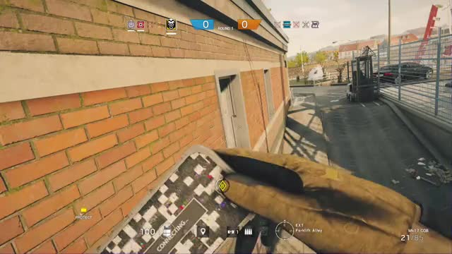 Watch and share Rainbow6 GIFs and Lag GIFs by vipervanquisher on Gfycat
