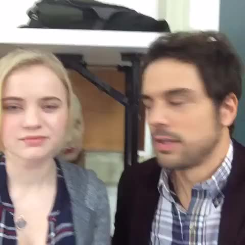 Watch and share Taking Selfies W/ Sierra McCormick  And Sarah GIFs on Gfycat