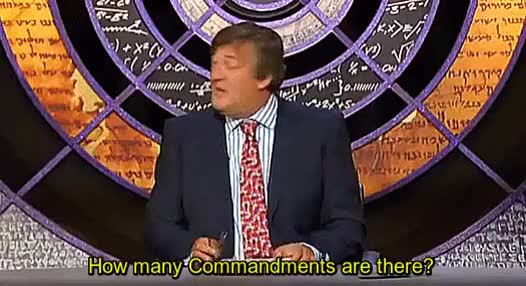 Watch and share How Many Commandments Are There? GIFs by HoodieDog on Gfycat