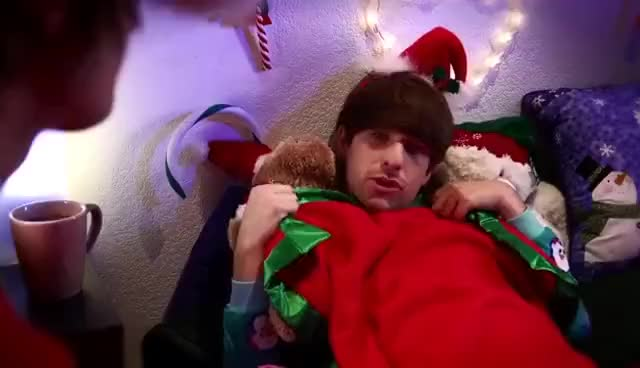 Watch A Smoshy Christmas (Part 2) GIF on Gfycat. Discover more ianthony #cute #ianhecox #anthonypadilla GIFs on Gfycat