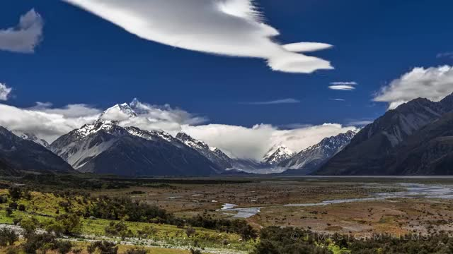 Watch and share Newzealand GIFs and Timescapes GIFs on Gfycat