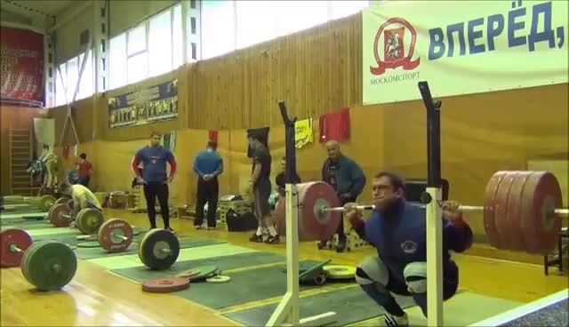 Watch Dmitry klokov paused squats (short version) GIF on Gfycat. Discover more related GIFs on Gfycat