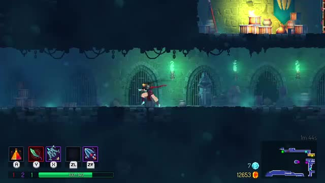 Watch and share Deadcells Vinerune GIFs by polygon on Gfycat