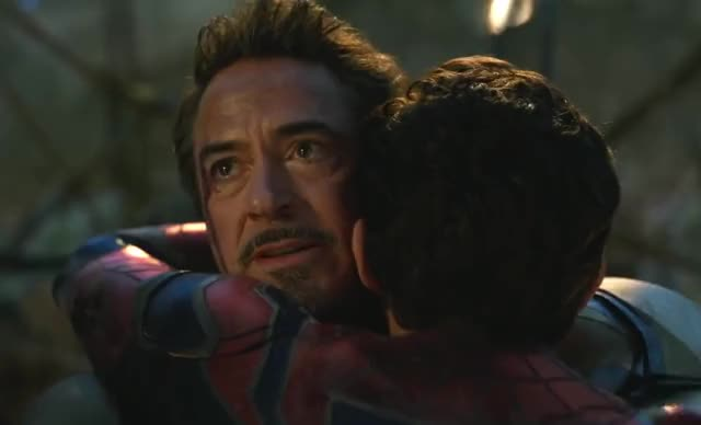 Watch and share Emotional GIFs and Spiderman GIFs by GIF GIF Baby on Gfycat