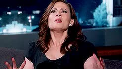 Watch and share Hayley Atwell GIFs on Gfycat