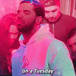 Watch this trending GIF on Gfycat. Discover more days of the week, tuesday GIFs on Gfycat