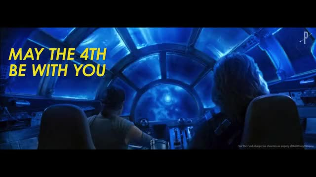 Watch and share May The 4th Be With You GIFs by perihelion_media on Gfycat