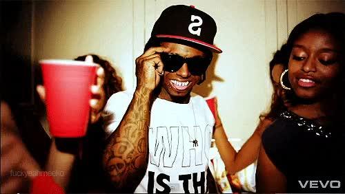 Watch and share Yeah Lil Wayne GIFs on Gfycat