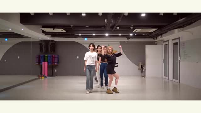 Watch and share Dance Practice GIFs and Ladies' Code GIFs by help on Gfycat