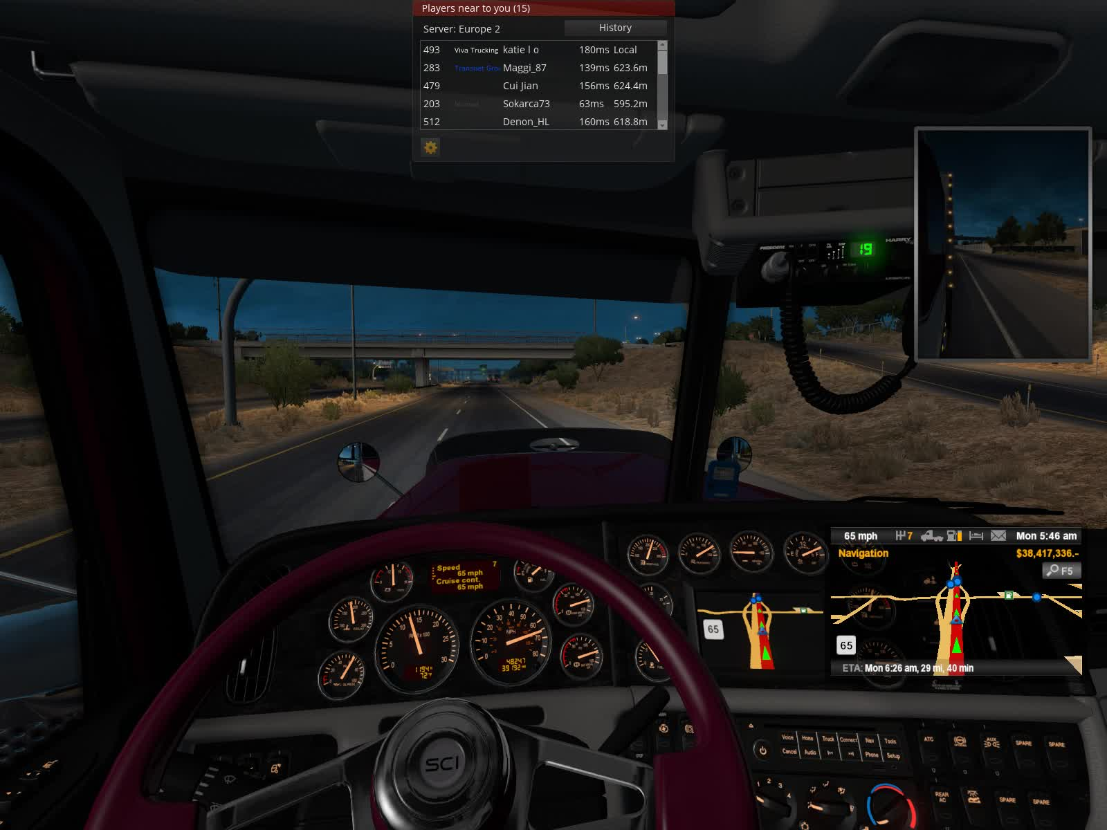 American Truck Simulator Gifs Search   Search & Share on Homdor