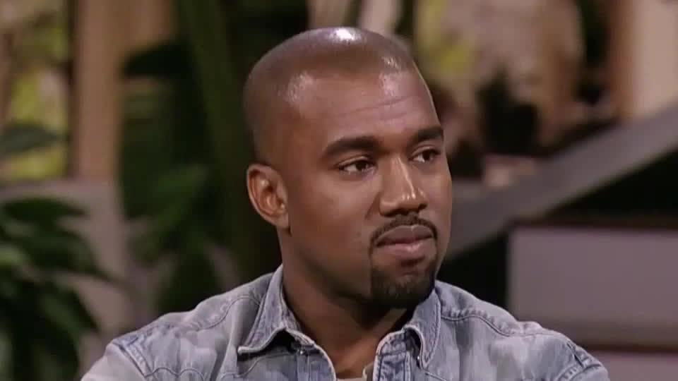 celebs, fake, faking, hilarious, jenner, kanye, kanye west, kris, lol, mad, music, not, pissed, pretend, smile, social, west, ye, yeezy, Kanye West fake laugh GIFs
