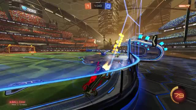 Watch and share Rocket League GIFs by Frinteer on Gfycat