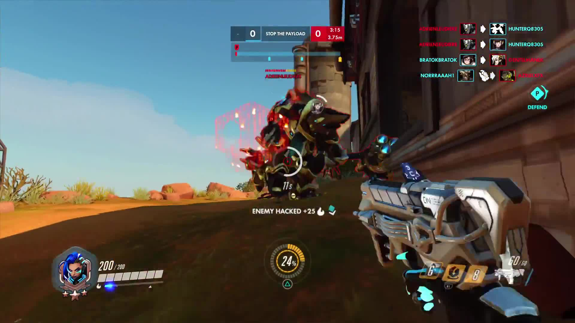 #PS4share, Overwatch: Origins Edition, PlayStation 4, Sony Interactive Entertainment, Viet-Bong-Army, Overwatch:  GIFs
