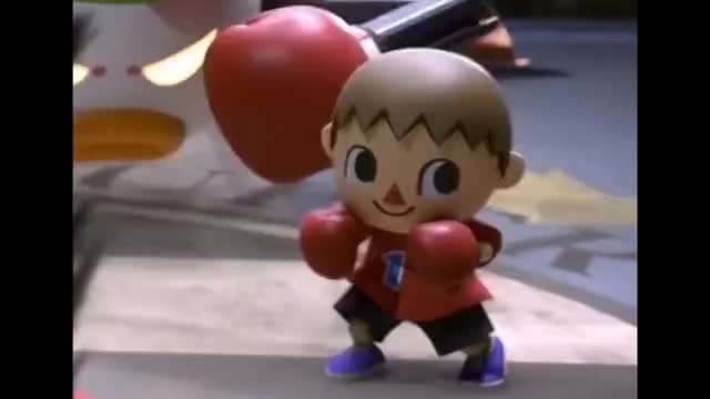 Watch villager boxing dance GIF on Gfycat. Discover more Villager, nintendo, smash_bros GIFs on Gfycat