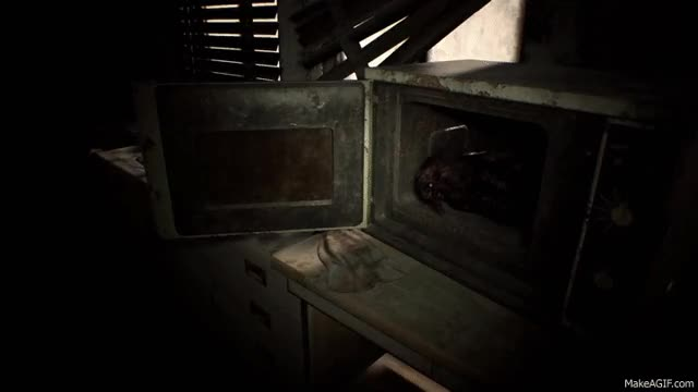 Watch and share Outlast 2 + P.T. = ... ● Resident Evil 7 Teaser: Beginning Hour GIFs on Gfycat